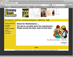 Economy Supply Web Catalog